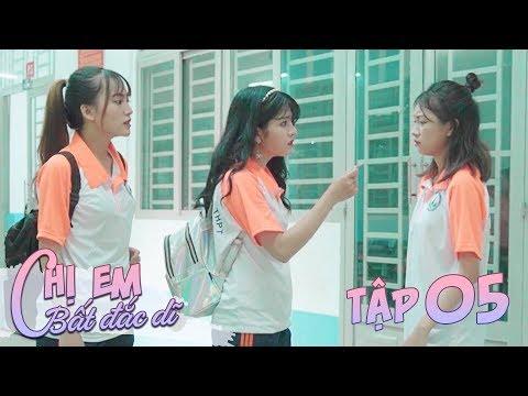 Chị Em Bất Đắc Dĩ | Tập 5 | Kẻ Thứ Ba Chen Vào  | Phim học đường 2020 | Sun Sea Channel