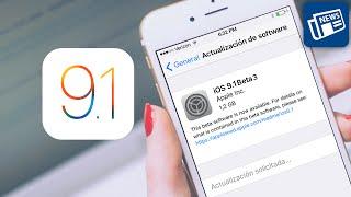 iOS 9.1 beta 3, todas las novedades