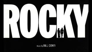 Bill Conti - Alone In The Ring & The Final Bell (Rocky)