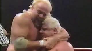 NWA Wrestling Dusty Rhodes vs. Kevin Sullivan