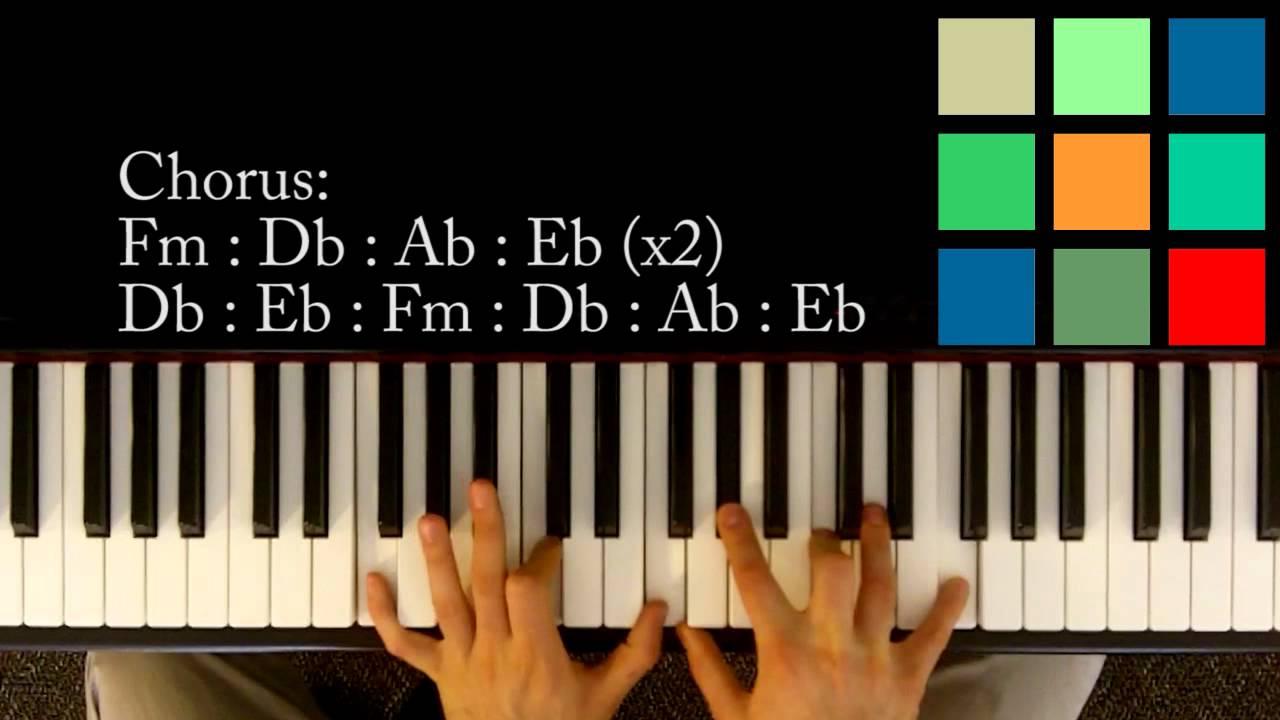 How to play little bird piano tutorial ed sheeran youtube how to play little bird piano tutorial ed sheeran hexwebz Images