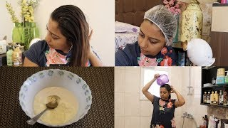 How to Do Hair Spa at Home | Soumali Adhikary