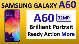 Samsung Galaxy A60 - Price in India | Specs | Camera | Battery | Performance | Note 7 Pro Killer?