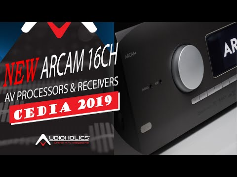 Arcam 16CH Processors, AV Receivers, Amplifiers and more