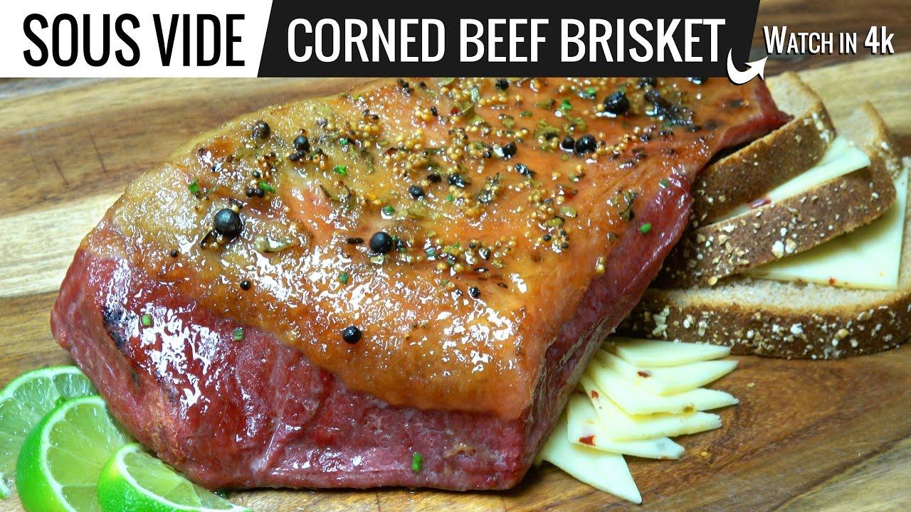 how to make corned beef brisket