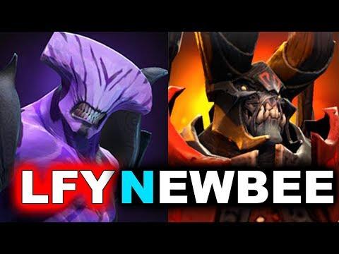 NEWBEE vs LFY - Main Event - Perfect World Masters DOTA 2