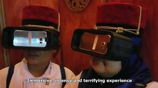 VR Explorer Scary Hotel