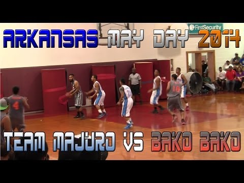 Arkansas May Day 2014: Team Majuro Vs. Texas Bako Bako
