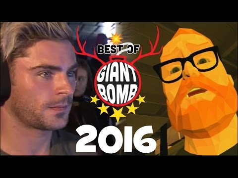 Best of Giant Bomb - 2016