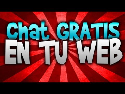 Chat Para Tu Web, Gratis