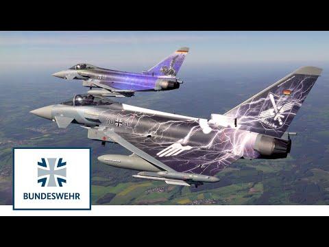 Erstflug Eurofighter im
