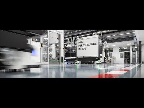 Mercedes-AMG M139 Engine Plant