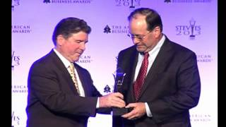 David Seligman of Best Doctors, Inc  Wins a Gold Stevie Award at The 2013 American Business Awards