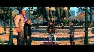 Let's Play Saints Row The Third (Blind) #017 HD - Bad meets Evil
