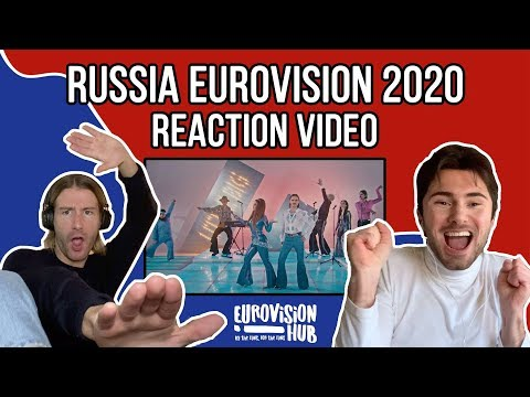 Russia  | Eurovision 2020 Reaction | Little Big - Uno