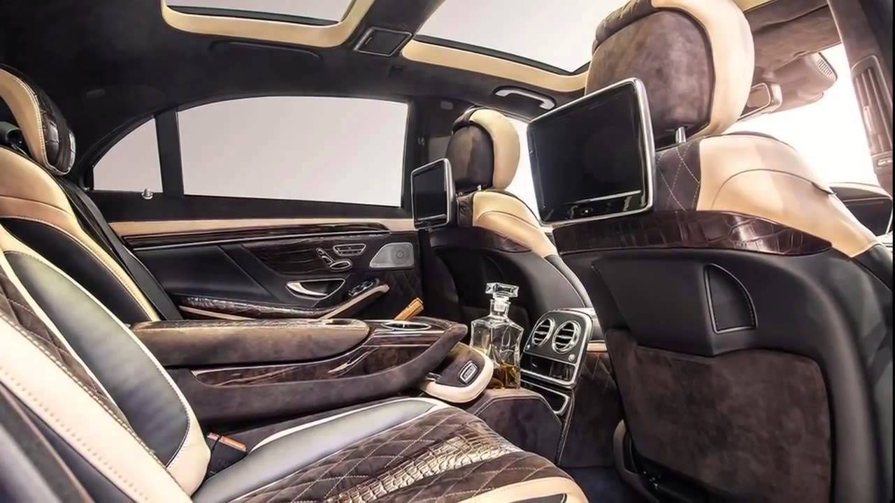 Mercedes s class w222 custom interior mercedes
