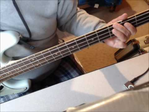 Silent Night (Bass Cover)