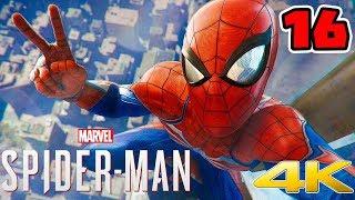 Spider-Man PL (16) - Atak na więzienie! [PS4 PRO] | 4K | Vertez
