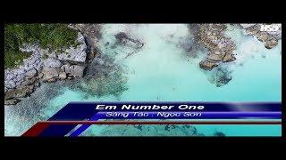 Em Number One | Ngọc Sơn - Karaoke (beat chuẩn)