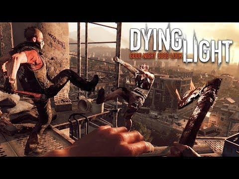 ZOMBIE APOCALYPSE ENDING!! (Dying Light)