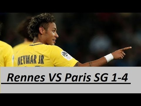 Download rennes  VS Paris SG  1-4 All Goals AND HighliGhts 16/12/2017 HD