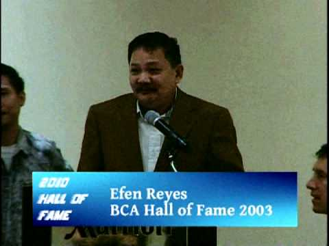 2010 BCA Hall of Fame - Francisco Bustamante, Larry Hubbart, Terry Bell