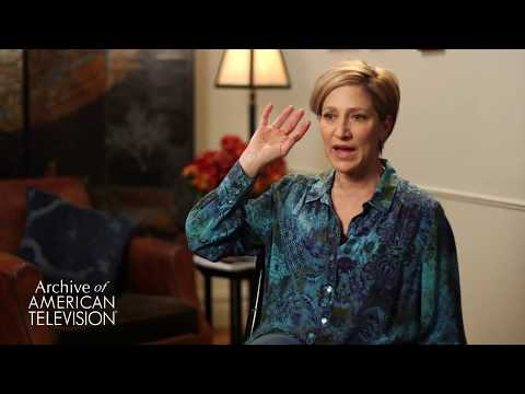 "Edie Falco on being diagnosed with cancer during ""The Sopranos"" - EMMYTVLEGENDS.ORG"