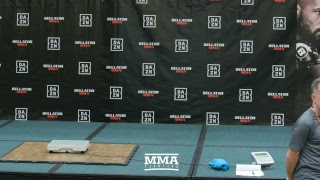 Bellator 213 Official Weigh-in Official Stream - MMA Fighting