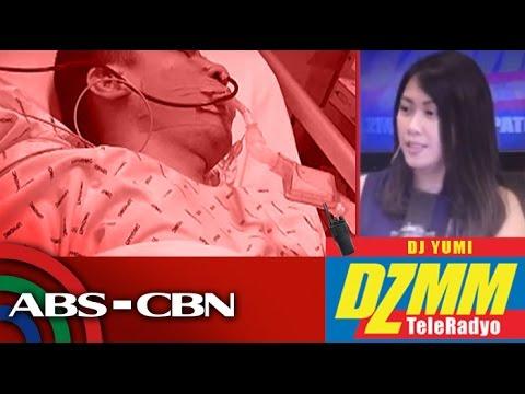 DZMM TeleRadyo: PBA player Mark Cardona rushed to hospital for overdose