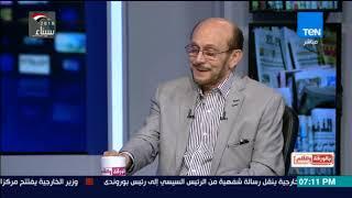 شاهد لماذا رفض محمد صبحى الحديث عن القرضاوى