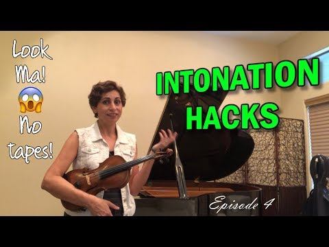 Intonation Hacks #4 | Hacking the Second Position