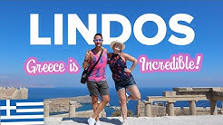 MUST SEE Lindos, Greece. The Gem of Rhodes Island. Where to go in Rhodes 🇬🇷