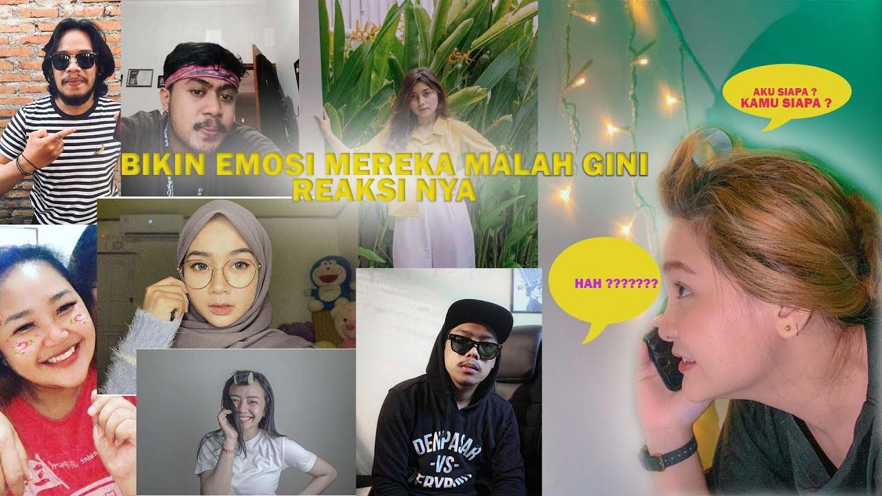 PRANK CALL RANDOM TEMEN DI KONTAK SAMPAI BIKIN NGAKAK !!!