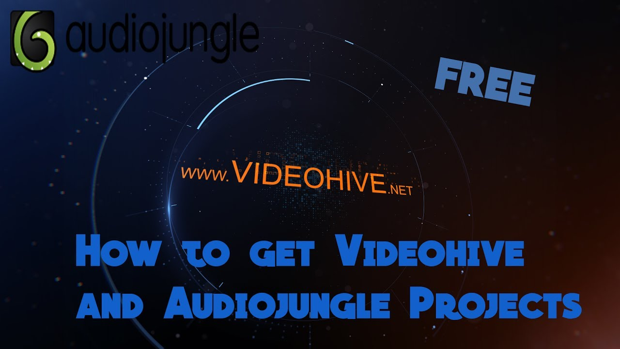 How to get videohive templates for free *Best Way* *2017* - YouTube