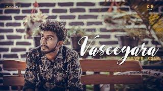 Vaseegara Cover Song | Kiran Raj Ft. | MOJO CAFE