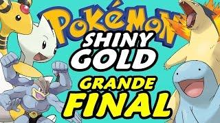 Pokémon Shiny Gold (Detonado - Parte 18) - ELITE 4 e FINAL