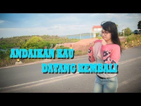 ANDAIKAN KAU DATANG KEMBALI - NDX AKA ( COVER VIDEO CLIP PARODI + TEMON HOLIC )