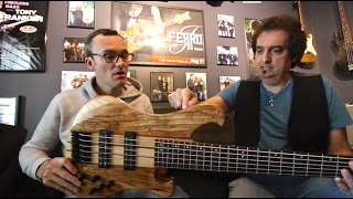 my first ever 6 string bass vlog 79 feb 16th 2017