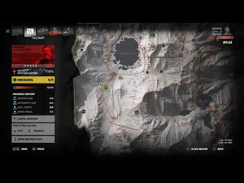 Tom Clancy's Ghost Recon Wildlands :Operation Oracle