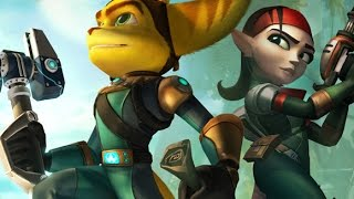 Ratchet & Clank Quest for Booty All Cutscenes HD GAME