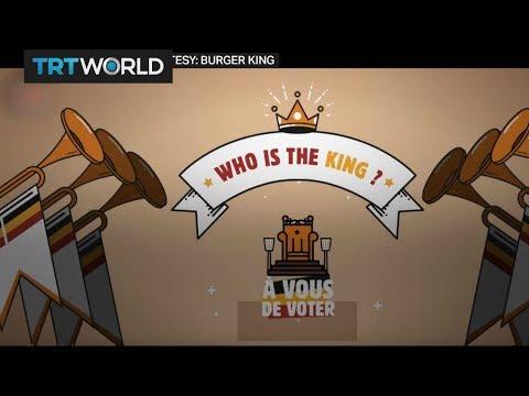 Money Talks: Burger King ad angers Belgian monarchy