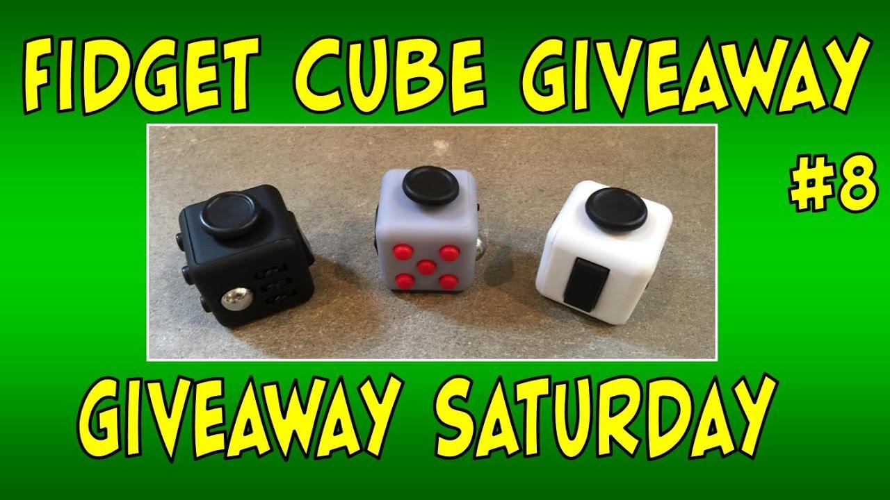 Free fidget cube giveaway