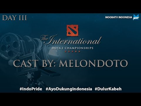 TNC Predator vs Entity Gaming| FINAL Sea Qualfier TI8 | Indonesia