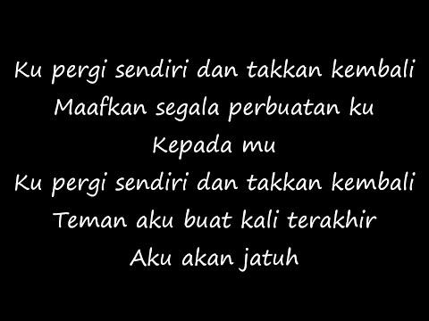 Bunkface-Jatuh (Lirik)