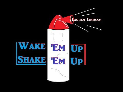 "🎻""Wake 'Em Up Shake 'Em Up"" Christian Rap/R&B - Lauren Lindsay NEW Lyric Music Video"