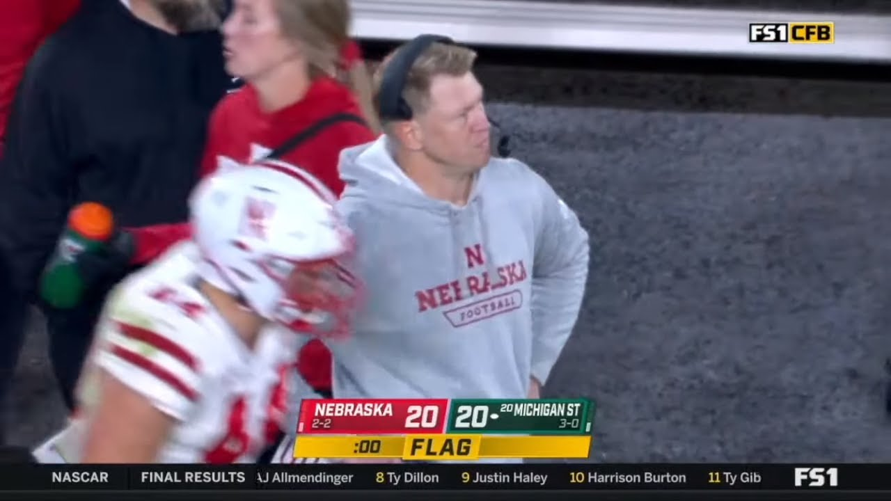 Download the most Nebraska way to lose a game...
