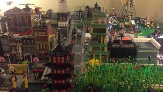 LEGO City Update #12! New Brick City! 20 Dec 2016