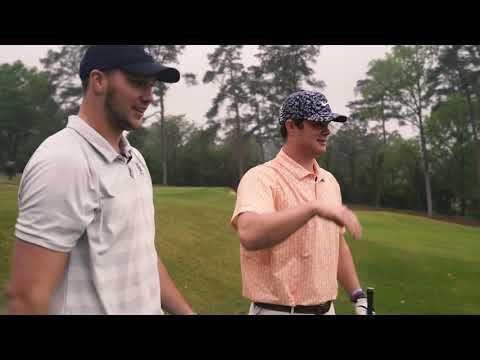 Buffalo Bills: A fun golf contest featuring Josh Allen and friends