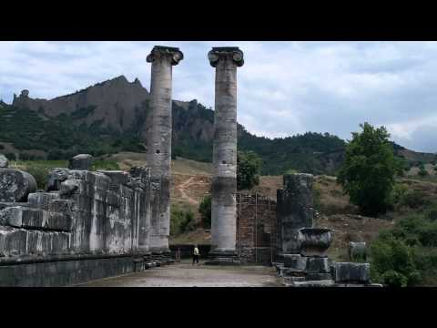 Sardis, Turkey - Temple of Artemis Site