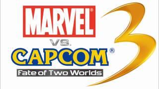 Marvel Vs Capcom 3 Music: Spiderman